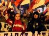 Тысячи сербов вышли на акцию протеста против создания границы сКосово!
