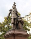 Песня по поводу 97 лет с убийства царской семьи Романовых – Памятник русскому царю Николаю II вБелграде
